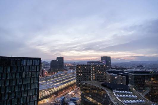 BEL & MAIN Rooftop Residences | Urban Luxury. All & One. | TOP 1805
