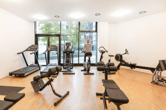 You can have it all – Park - Private Gym - Co- Working Space- provisionsfreier Erstbezug   Top 0809