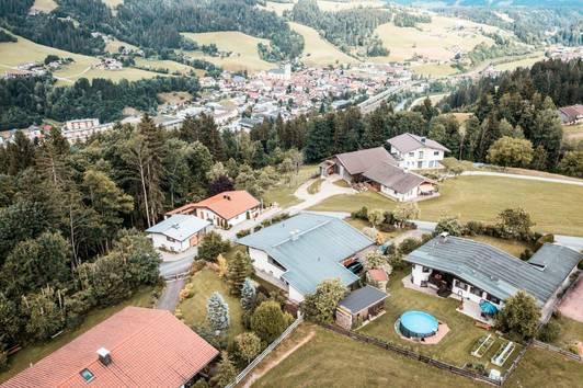 Einzigartiges Bergpanorama Grundstück mit Ruhelage im Raum Kitzbühel