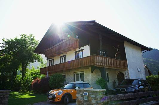 Charmante 4-Zimmer-Wohnung mit Blick auf die Kufsteiner Festung