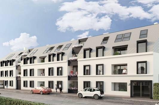 Freifinanzierte Eigentumswohnungen in Hadersdorf-Weidlingau - PROVISIONSFREI direkt vom Bauträger!