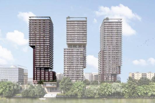 Linked Living TrIIIple - hochwertig möblierte Apartments im 3. Bezirk
