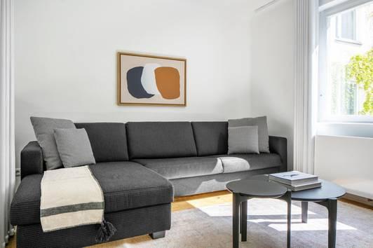 180 Schritte vom Stephansdom, ruhige Wohnung im Herzen der Innenstadt, 3 Zimmer, grüner Innenhof