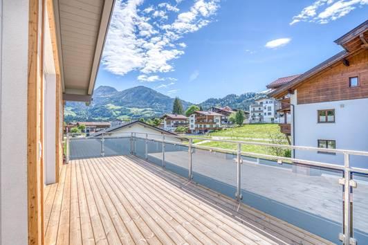 Hochwertige Penthouse Wohnung inmitten der Tiroler Bergwelt