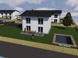 Wohnhaus In Sonniger, Ruhiger Lage