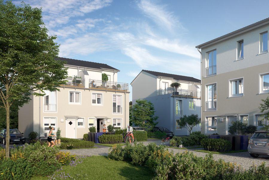 wohnen am wieselweg in michendorf neubau von bonava deutschland gmbh in michendorf. Black Bedroom Furniture Sets. Home Design Ideas