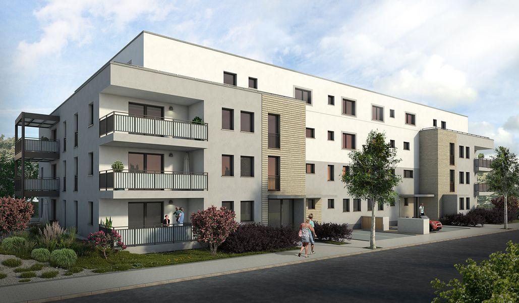 An Der Wachenheimer Straße   Neubau Von Bonava Deutschland GmbH In Mannheim