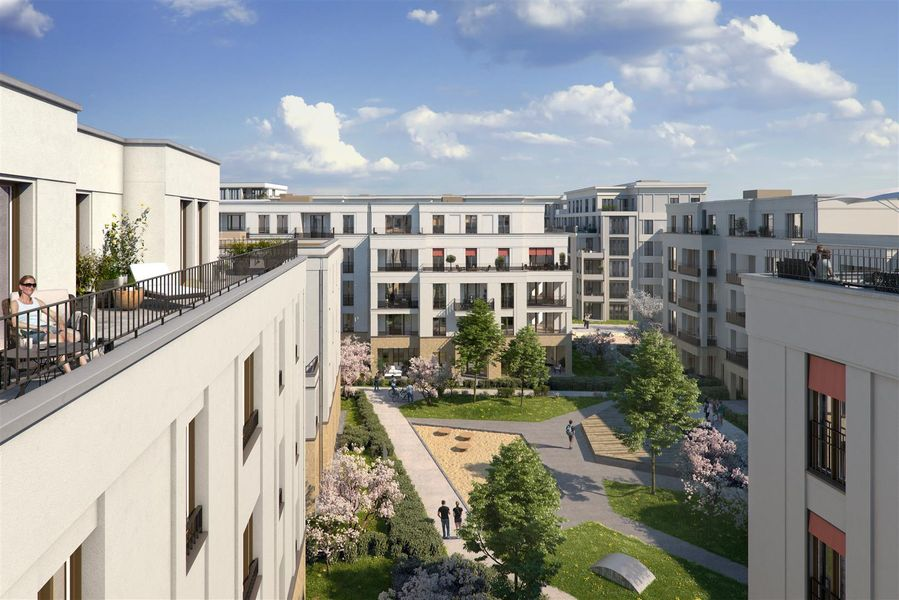So Berlin - Neubau von Groth Development GmbH & Co. KG in Berlin