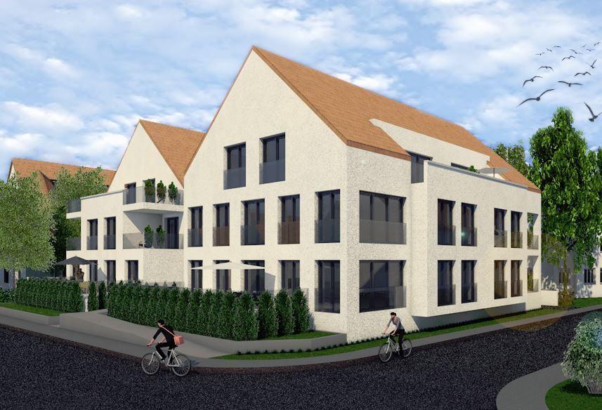 zellh userstra e 12 neubau von bauwerk immobilienservice in seligenstadt. Black Bedroom Furniture Sets. Home Design Ideas