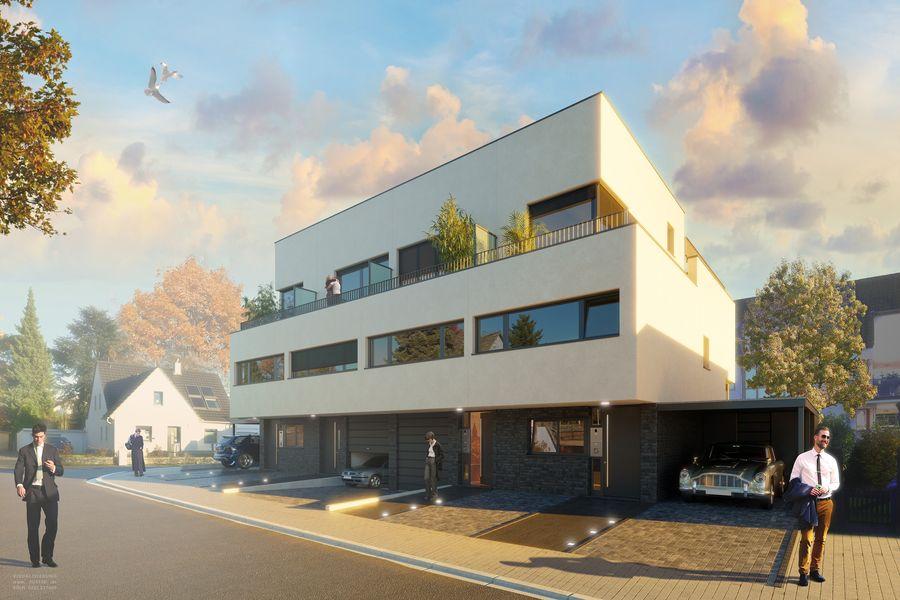 LEVEL UP - Neubau in Refrath! - Neubau von KSK-Immobilien GmbH in ...