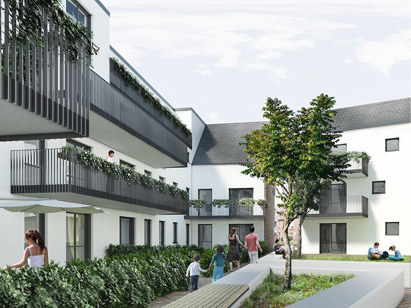kirchhofquartier gehrden objekt 355809 neubau von sparkasse hannover immobilienvermittlung. Black Bedroom Furniture Sets. Home Design Ideas