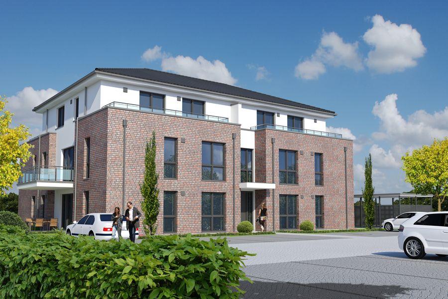 Westermarsch-Höfe in Bardowick - Haus A - Neubau - Sallier ...