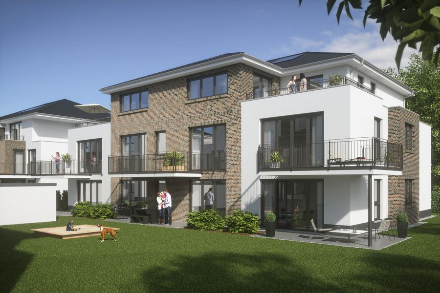 roydorfer park neubau von sallier immobilien e k in winsen luhe. Black Bedroom Furniture Sets. Home Design Ideas