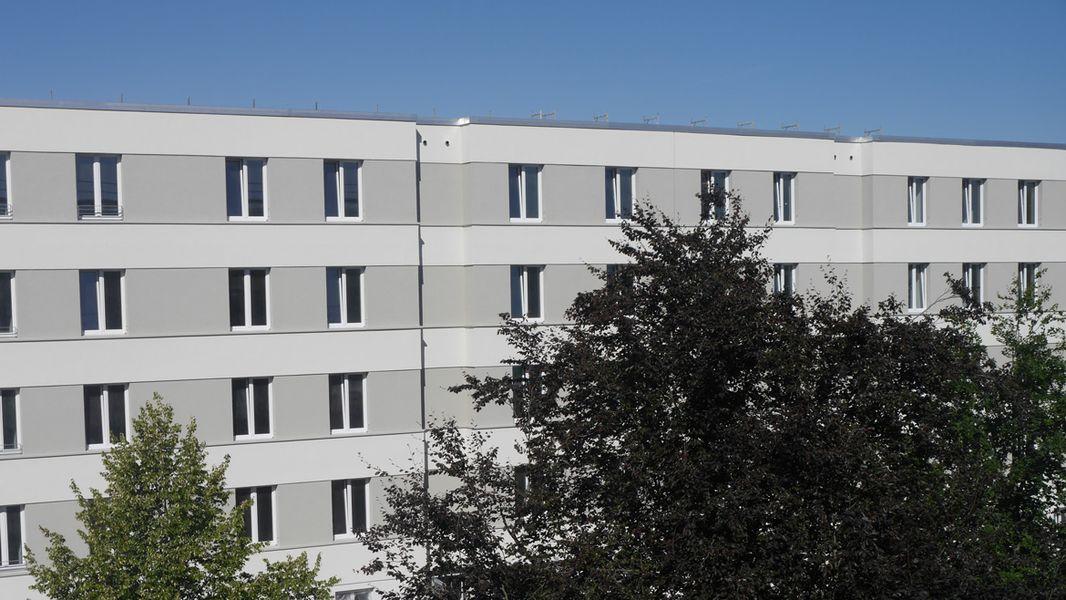 neubauwohnungen cordierstra e neubau von abg frankfurt holding in frankfurt am main. Black Bedroom Furniture Sets. Home Design Ideas