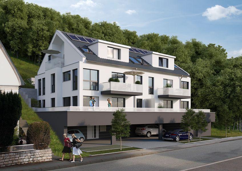 ws 46 neubau von volksbank stuttgart immobilien gmbh in. Black Bedroom Furniture Sets. Home Design Ideas