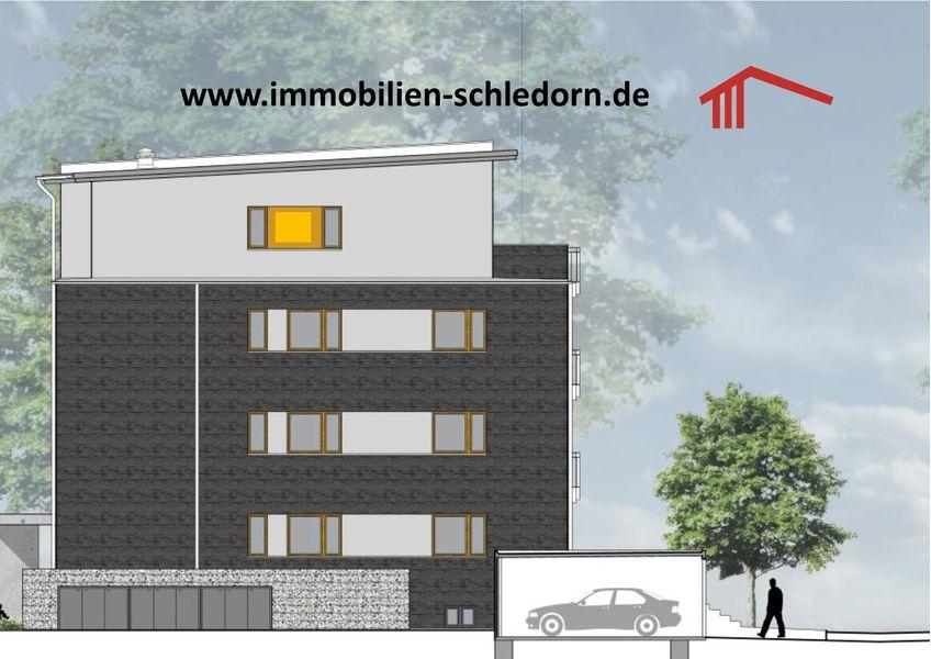 14 moderne eigentumswohnungen im gr nen neubau von. Black Bedroom Furniture Sets. Home Design Ideas