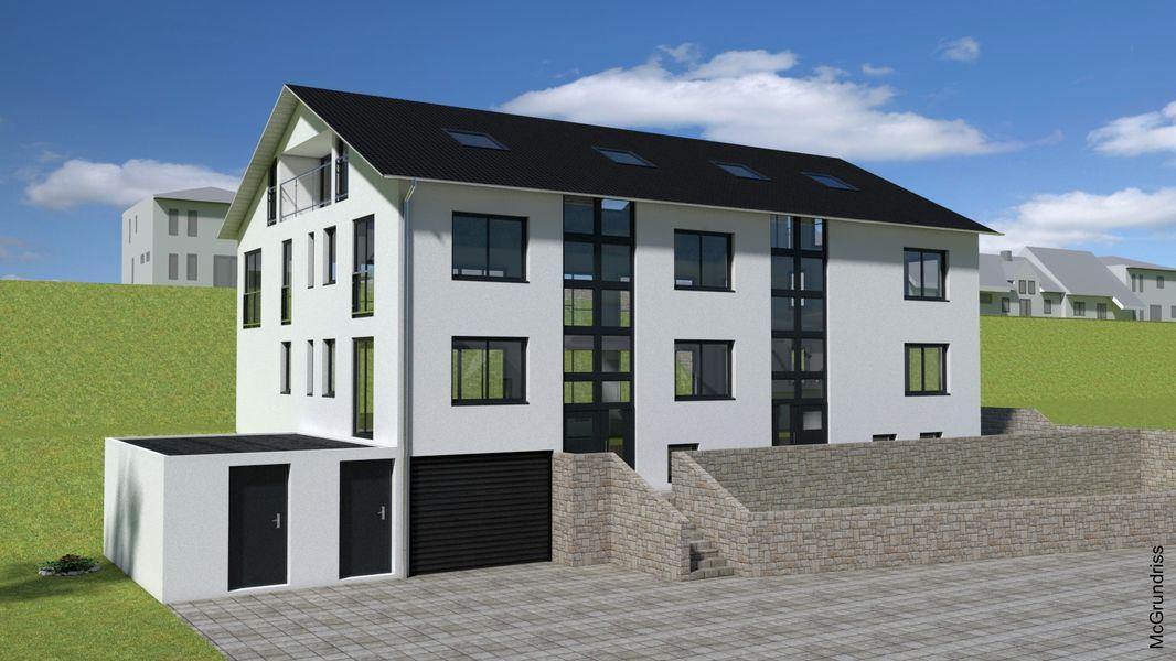 neubauprojekt in durlach neubau von hust immobilienservice gmbh co kg in karlsruhe durlach. Black Bedroom Furniture Sets. Home Design Ideas