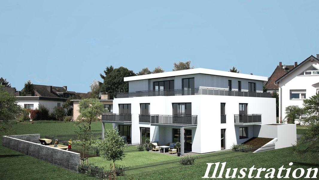 Klassische Moderne In Waldtrudering Neubau Lbs Gebietsdirektion