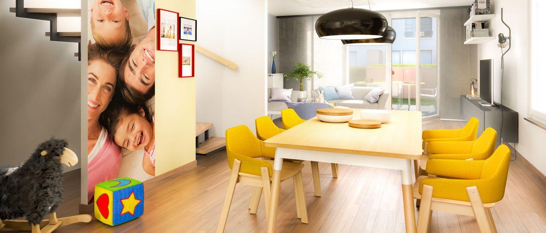 bruchsal wohnpark 39 im jonas 39 neubau von deutsche reihenhaus ag in bruchsal. Black Bedroom Furniture Sets. Home Design Ideas