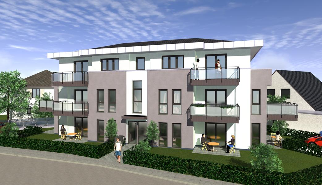 Mehrfamilienhaus Bauen 3 Wohnungen Mehrfamilienhaus Bauen Mit 2 3 4 5 6 7 8 10 Wohnungen