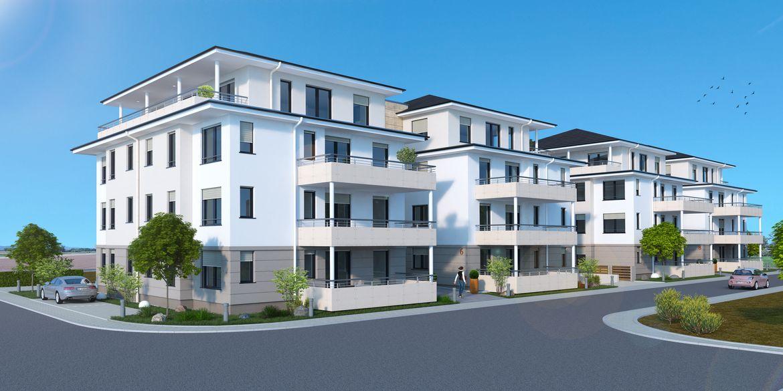 wohnen im oberfeld neubau von a1 abendschein e k immobilien in b hl iggelheim. Black Bedroom Furniture Sets. Home Design Ideas