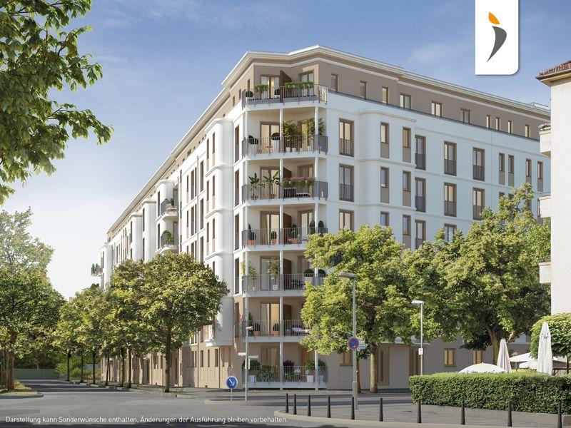 Park Carré - Neubau - PROJECT Immobilien in Berlin
