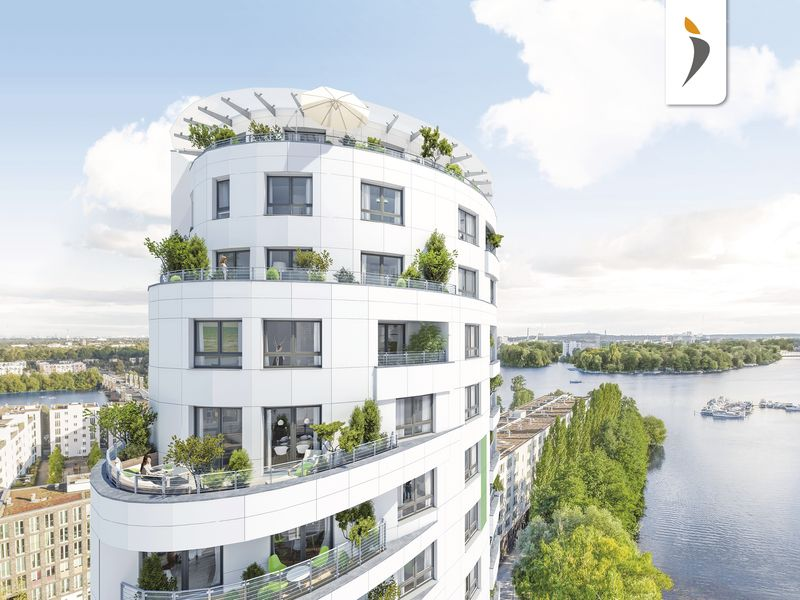 havelperle neubau von project immobilien in berlin. Black Bedroom Furniture Sets. Home Design Ideas