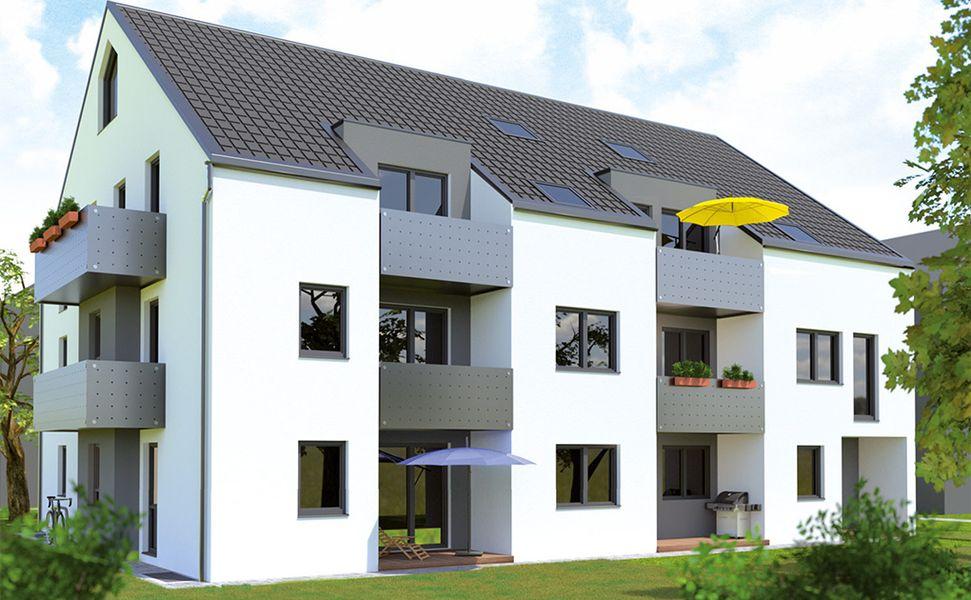 9 Familien Haus Neubau Lbs Immobilien In Wendlingen