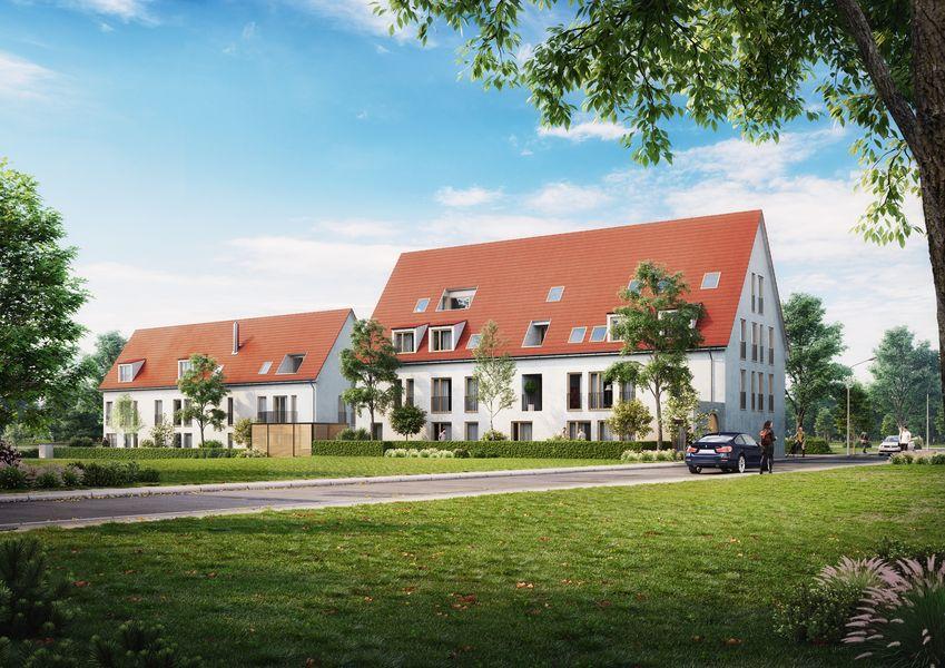 kornwestheim zentral erleben neubau paulus wohnbau gmbh in kornwestheim. Black Bedroom Furniture Sets. Home Design Ideas