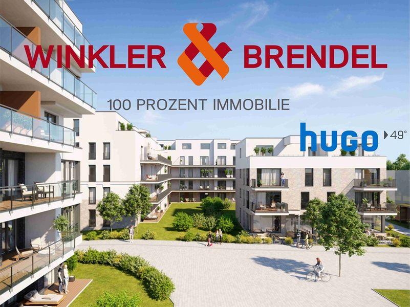 hugo49 haus 2a aufgang a wohnen neubau von winkler brendel immobilien gbr in bayreuth. Black Bedroom Furniture Sets. Home Design Ideas