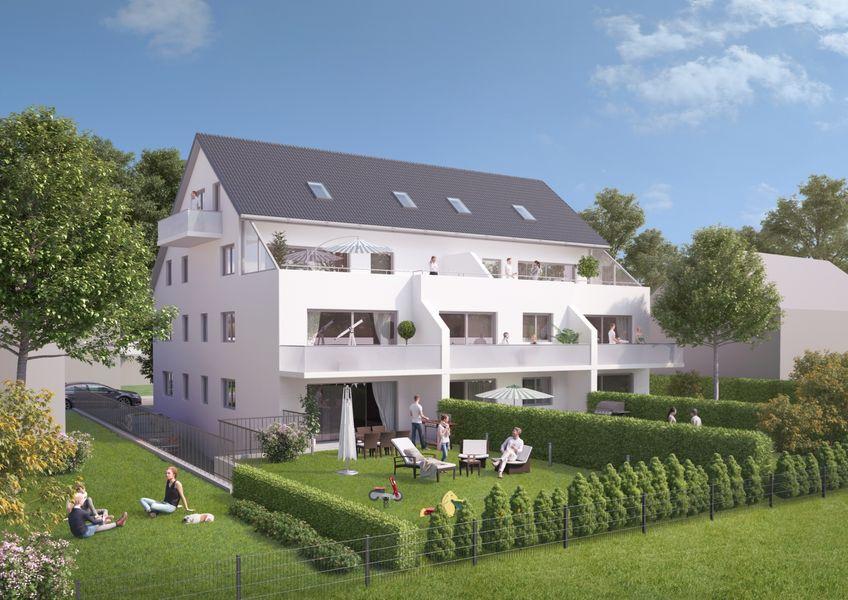 Neubau-Eigentumswohnungen in Burgrieden - Neubau von Scheffold ...