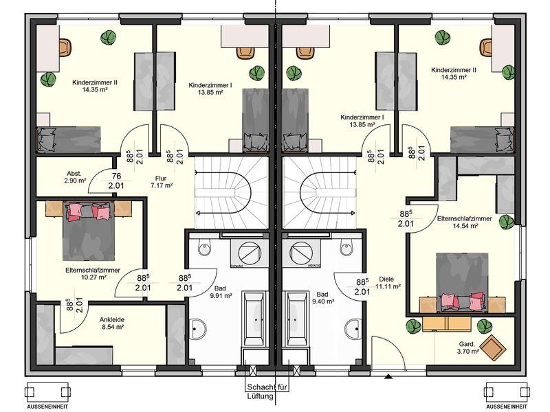 neubau dhh f r sie und ihre familie neubau von dreger immobilien gmbh in amorbach. Black Bedroom Furniture Sets. Home Design Ideas