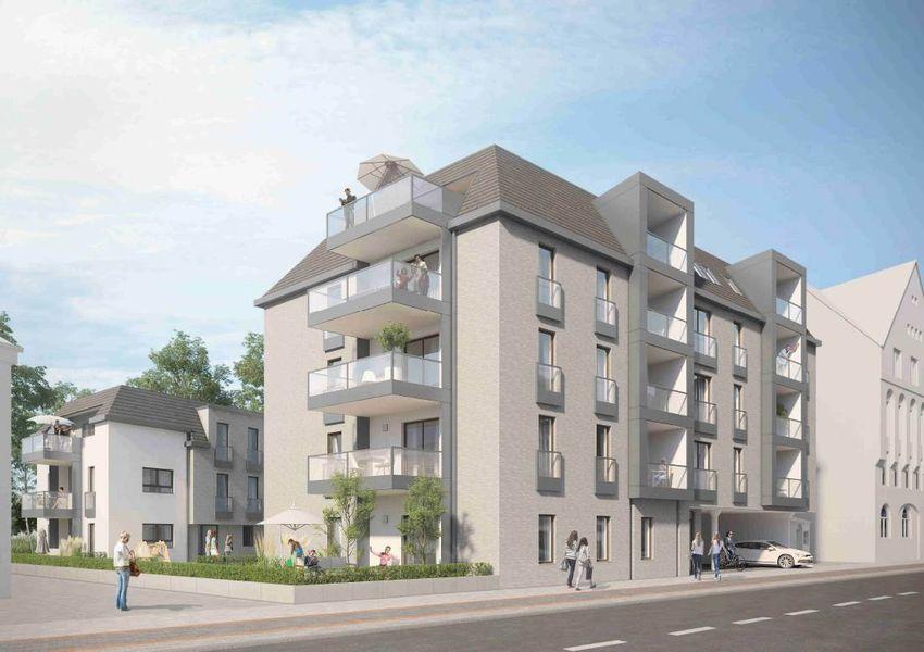 Neubau eines MFH in H-Limmer - Neubau von DVI GmbH in Hannover