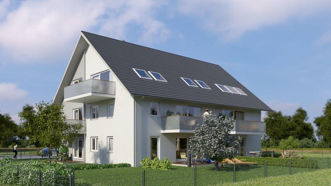 Modern Living6 - Neubau von EXCELLENCE mAKLERHAUS in Burgau