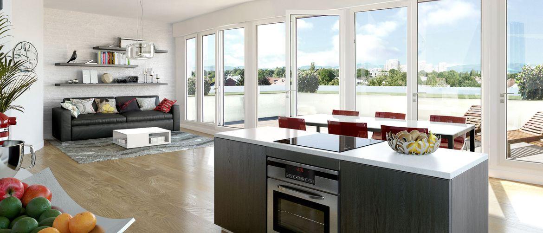 lebensraum in bogenhausen neubau von concept bau gmbh in. Black Bedroom Furniture Sets. Home Design Ideas