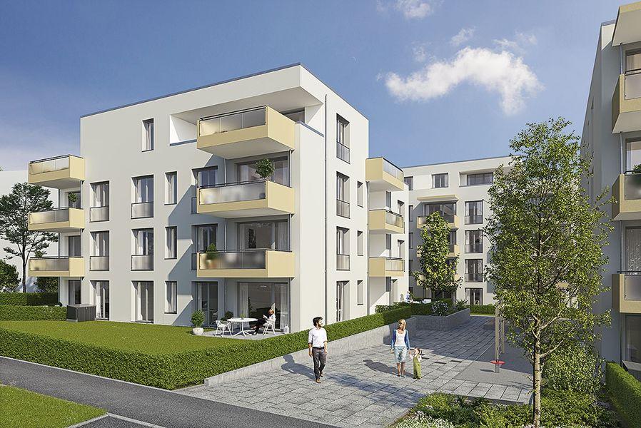 Friedrichshafen-Wiggenhausen II - Neubau von Siedlungswerk GmbH ...