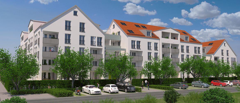 Arrival1 Neubau Bpd Immobilienentwicklung Gmbh In Freising