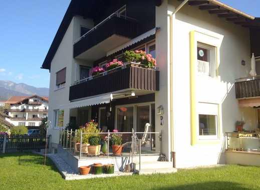 Von Privat: Terrassen-Maisonette Whg, SW-Lage, mit Bergblick & Wellnessber. in ruhiger Zentrumslage
