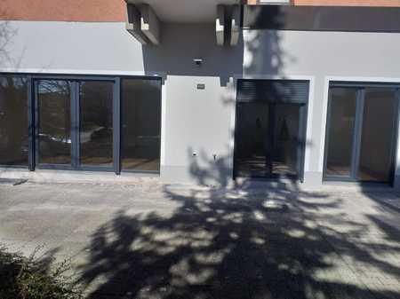 Erstbezug nach Sanierung mit Balkon: exklusive 4-Zimmer-Erdgeschosswohnung in Geretsried in Geretsried