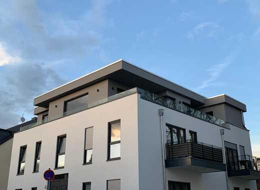 Penthousewohnung mit Terasse-Skylineblick ERSTBEZUG