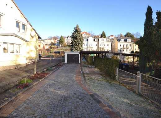 Baugrundstück in Dresden sucht kreativen Bauherren