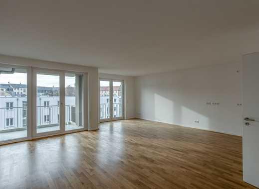 Traumhaft: 2 Bäder | große Einbauküche | Bodenheizung | Außenjalousien | Balkon