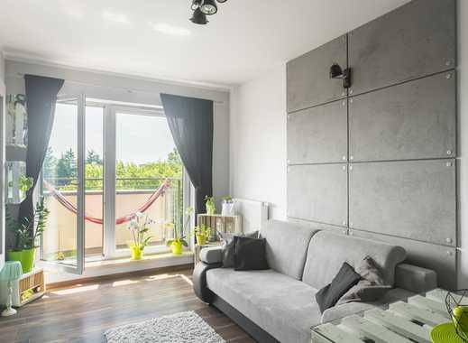 NEUBAU PROVISIONSFREI:  2-Zimmer-ETW mit Balkon in herrlicher Lage zum Selbstnutzen oder Vermieten