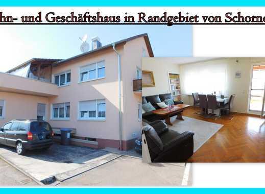 **Wohn- und Geschäftshaus in Ortsrandlage von Schorndorf**