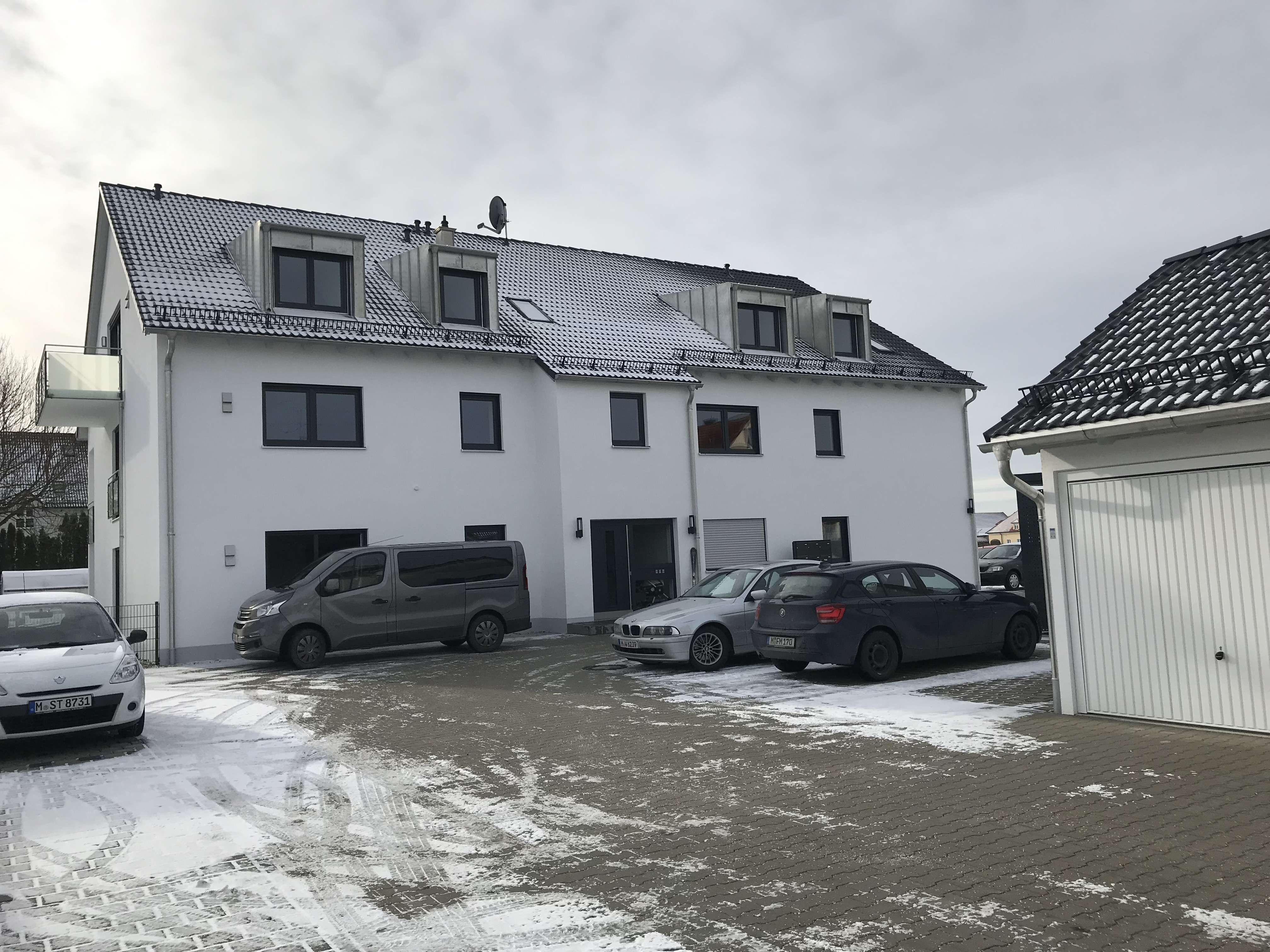 Traumhafte 2-Zimmer Wohnung in Hallbergmoos in