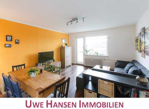 * Kapitalanlage: gemütliche Wohnung mit Balkon und Stellplatz! *