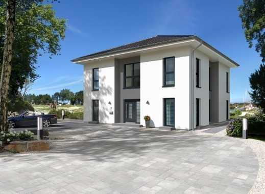 Elegante City Villa auf familienfreundlichem Baugrundstück