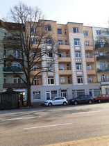 Modernisierte 2-Zimmer Wohnung mit Balkon