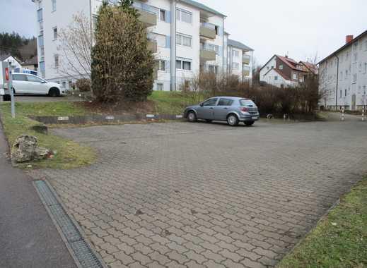 Pkw-Stellplatz in Aalen-Wasseralfingen, Kolpingstrasse