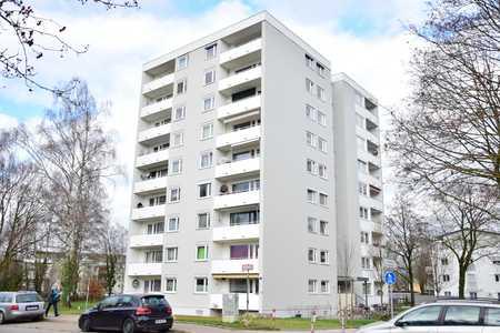 *** Frühestens ab 01.05.2020 *** Klasse 2-Zimmer Etagenwohnung im 2. Stock mitten in Neuburg in Neuburg an der Donau